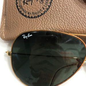 ffa031ab412aa ... new style ray ban accessories 62 mm ray ban aviator sunglasses eb566  34cd5 ...